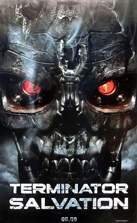 Poszter a Terminator Salvationnek