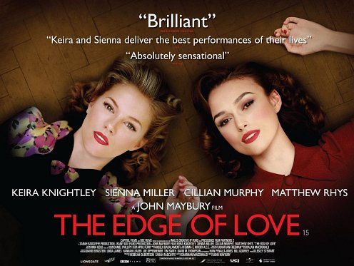 The Edge of Love first poster