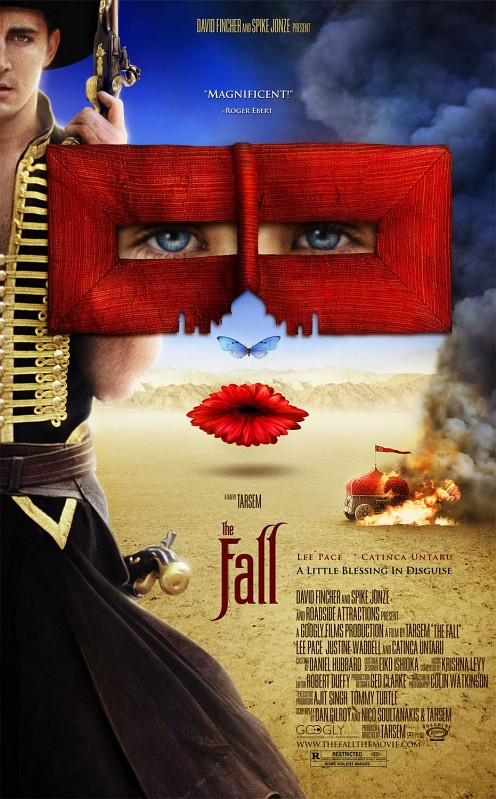 The Fall film postere