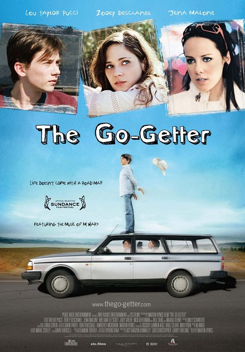 The Go-Getter posztere