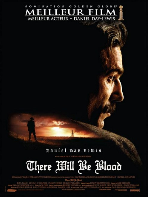 There Will Be Blood Golden Globes poster 1