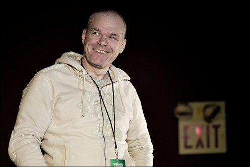 Uwe Boll himself