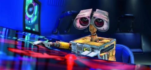 Wall-E takarít