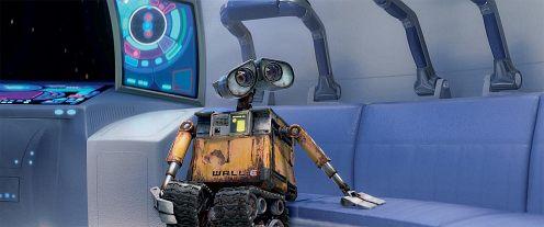 Wall-E invitál egy kis mozizásra