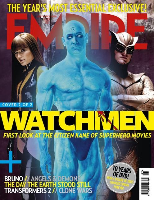 Watchmen az Empire-ben