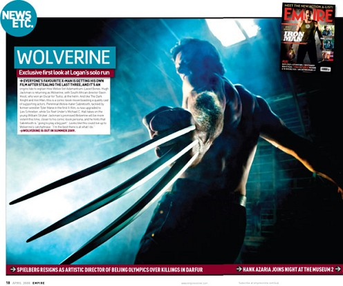 Wolverine képek