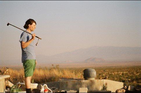 Wristcutters - Patrick Fugit néz valamit