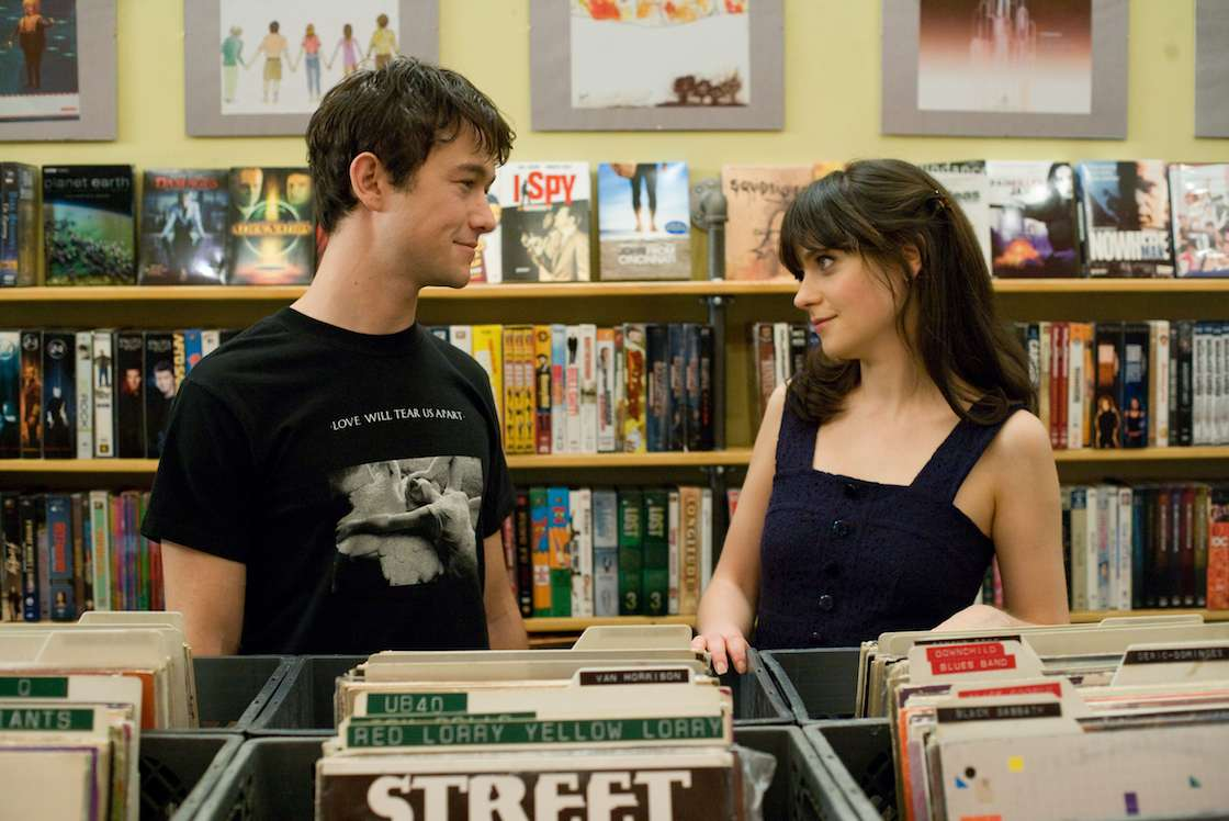 500 Days of Summer (jobbra)