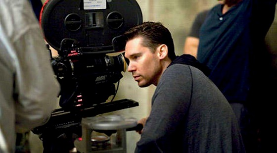 Brian Singer a kamerával