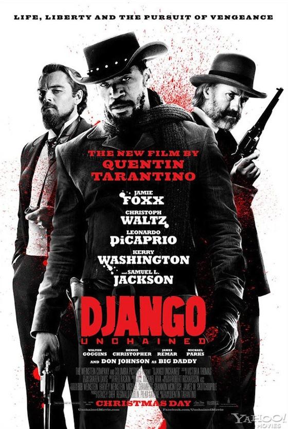 új Django-poszter