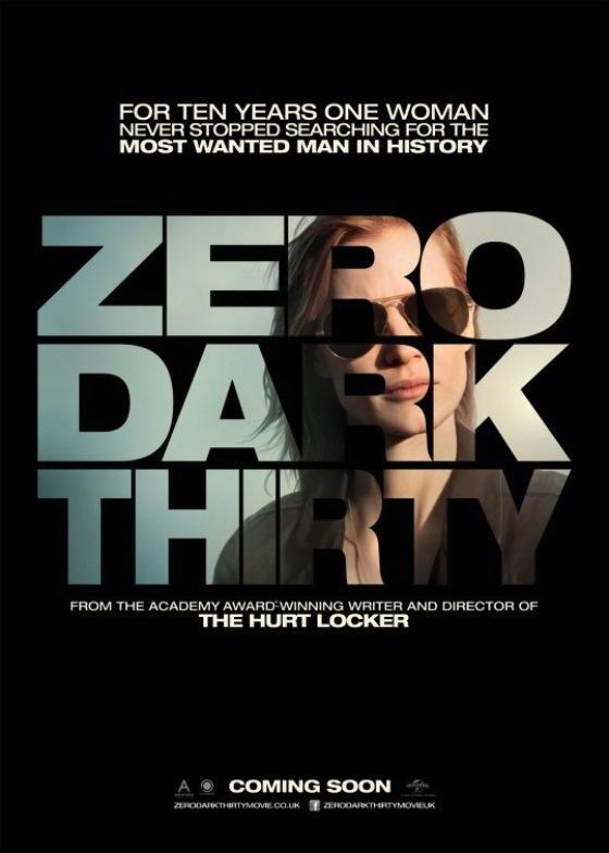 Zero Dark Thirty új posztere