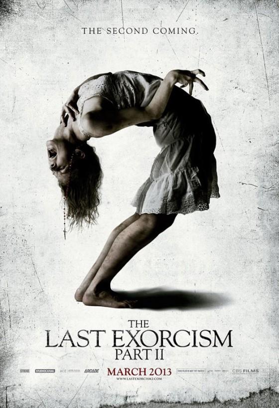 The Last Exorcism Part II-poszter