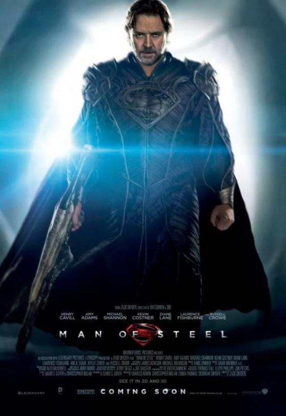jor-el man of steel