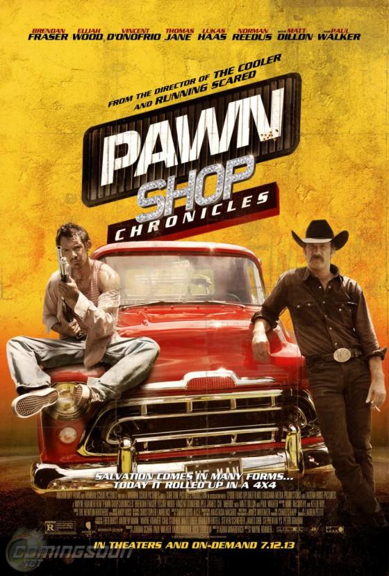 A Pawn Shop Chronicles poszteren