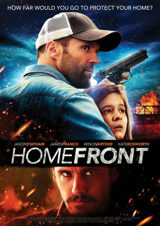 a homefront fekete posztere