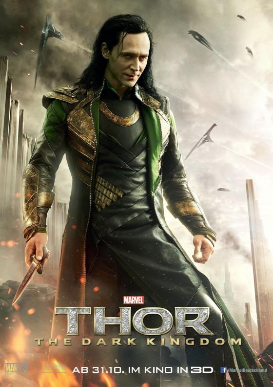 Loki: The Dark Kingdom, vagyis Thor-poszter