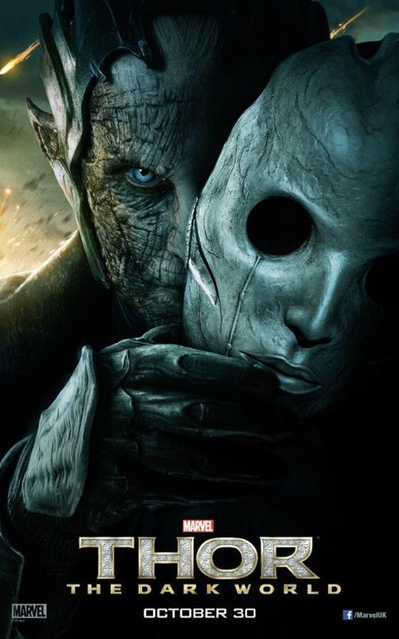 thor dark worldből a Dark elfek egyike