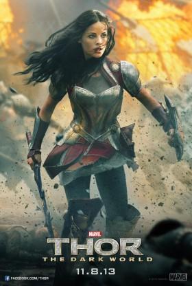 új Thor: The Dark World poszterek