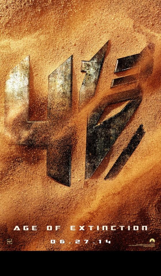 A transformers4 teaser posztere
