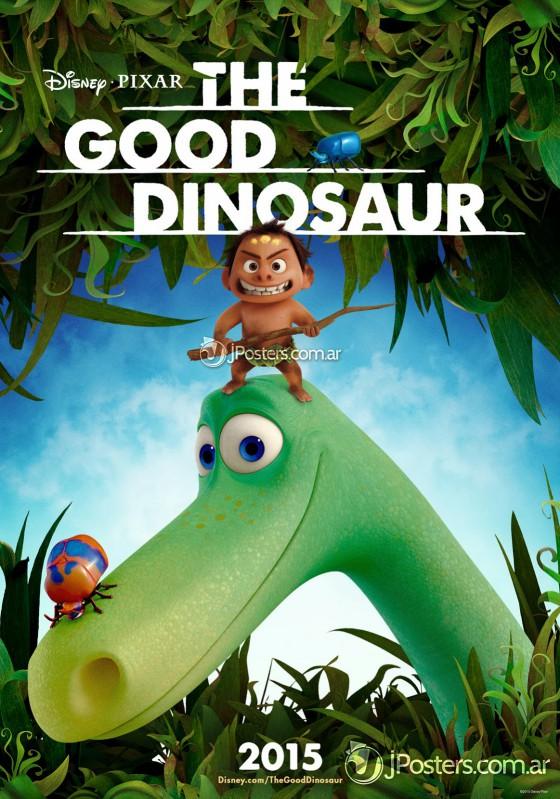 A Good Dinosaur teaser posztere