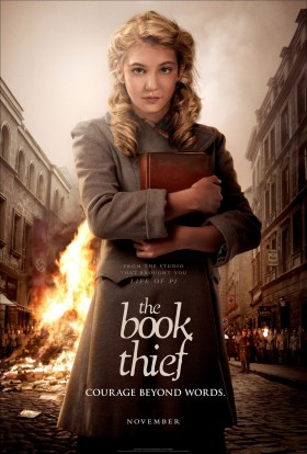 the book thief poszterei