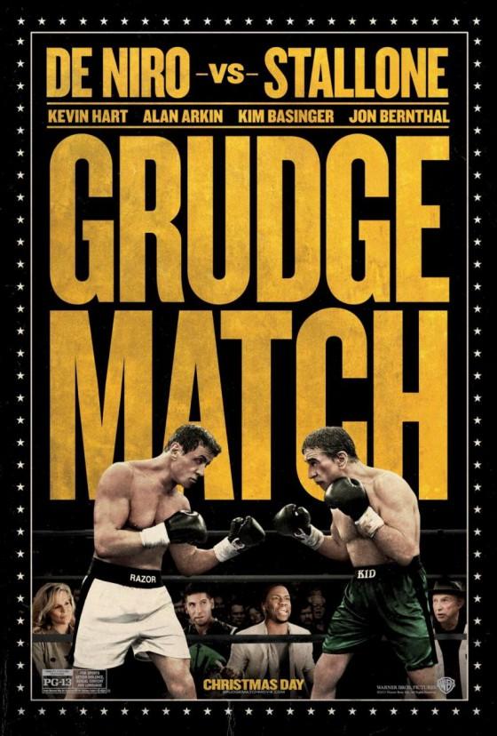 grudge match karácsonykor