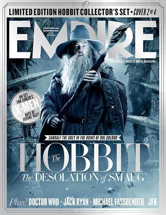 hobbit 2 az empire magazinban