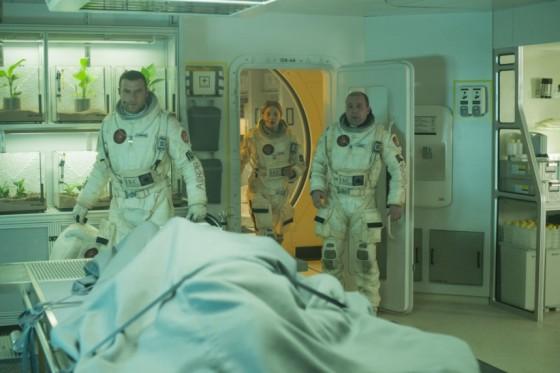 A Last Days on Mars főbb szereplői