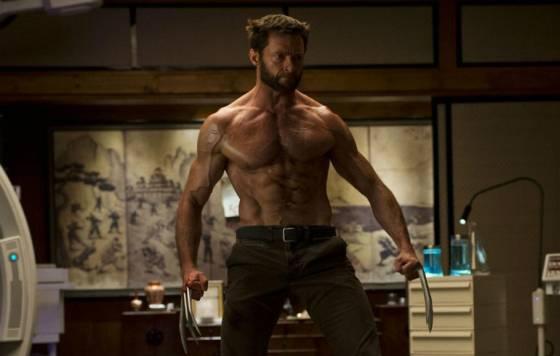The wolverine: Jackman feszít