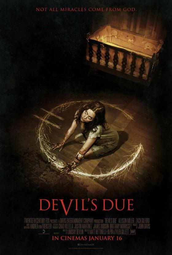 a devil's due posztere