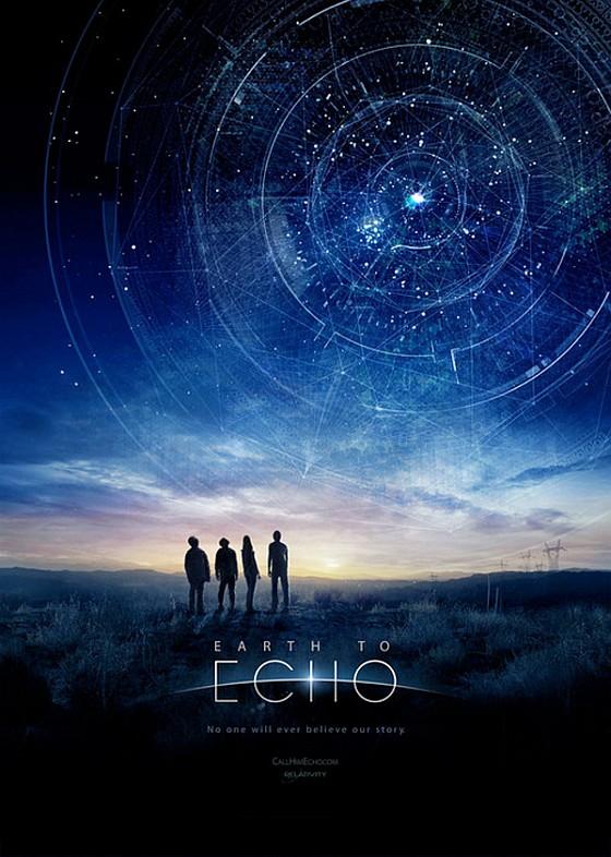 Az earth to echo posztere