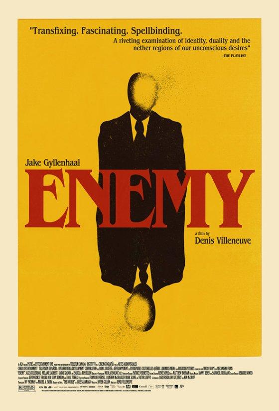 Az Enemy Posztere