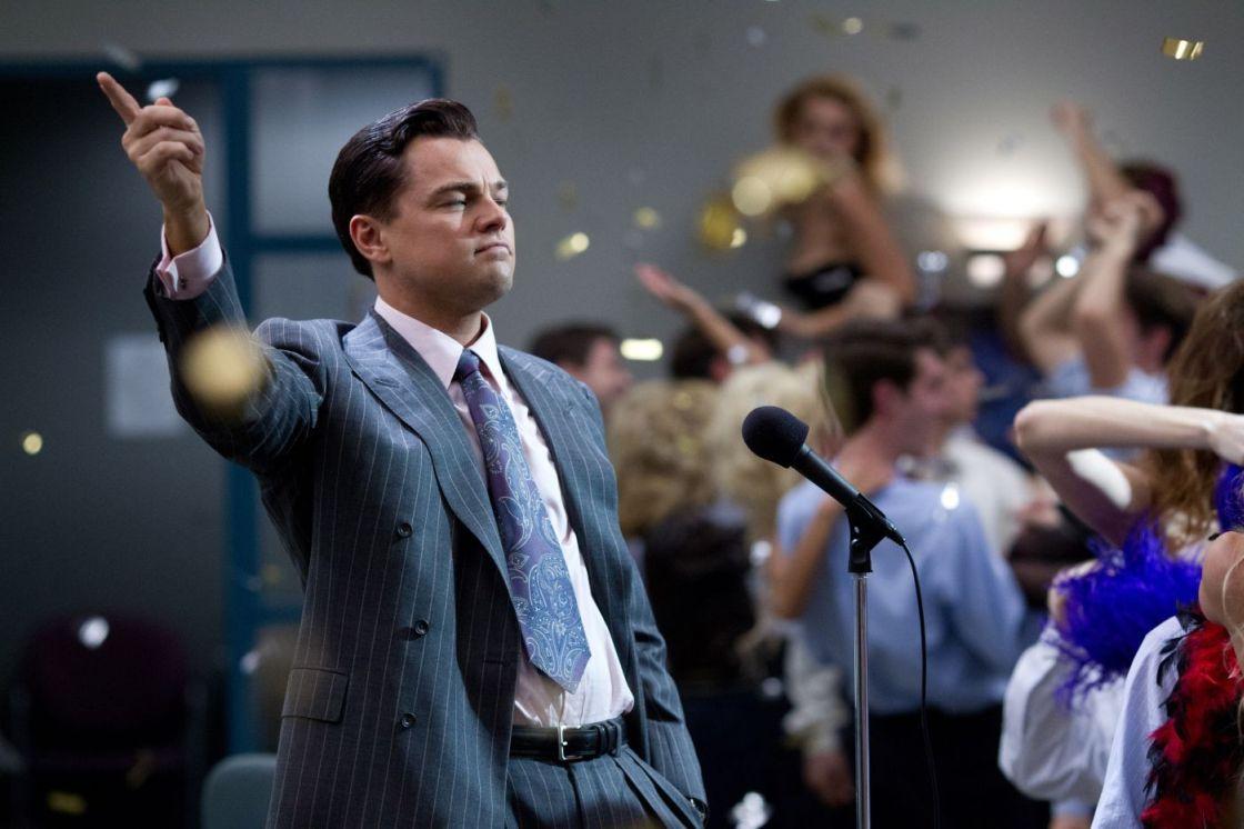 DiCaprio a Wall Street farkasában