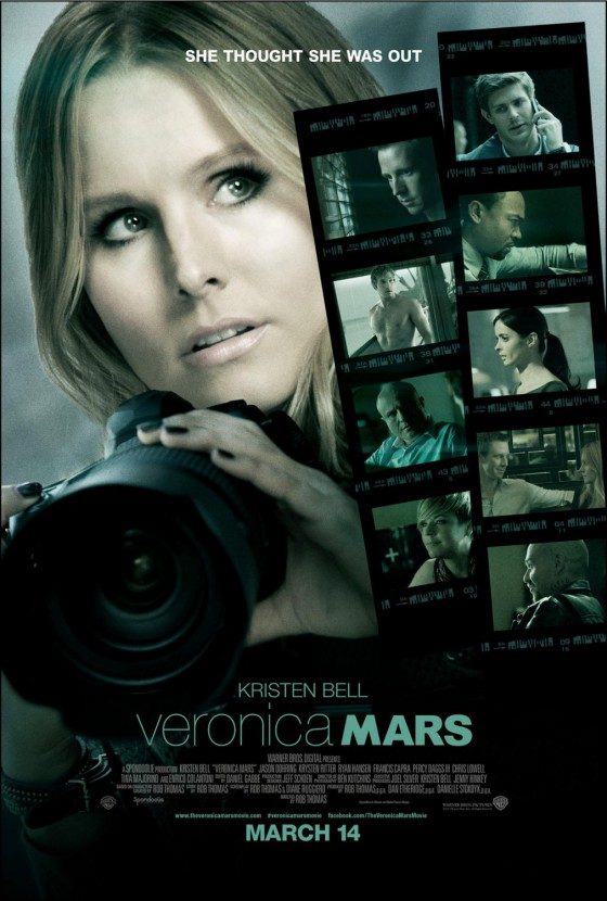 veronica mars movie poszter