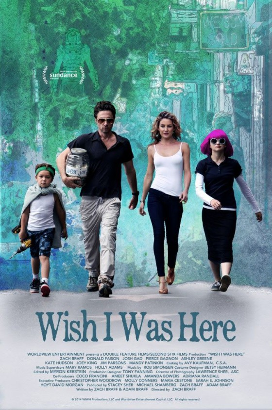 wish i was here-poszter