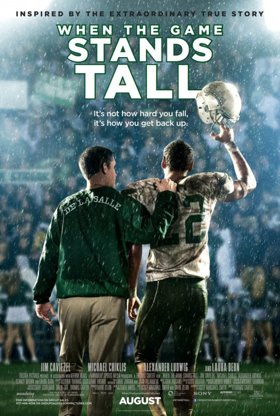 when_the_game_stands_tall_poszter