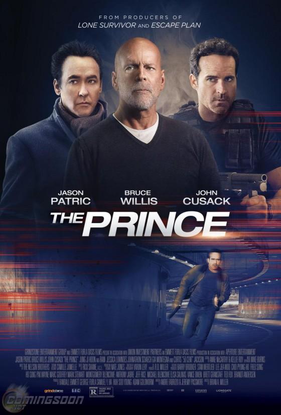 A Prince című film posztere