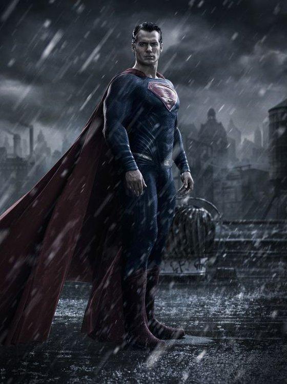 Superman visszatér a Batman v Supermanben