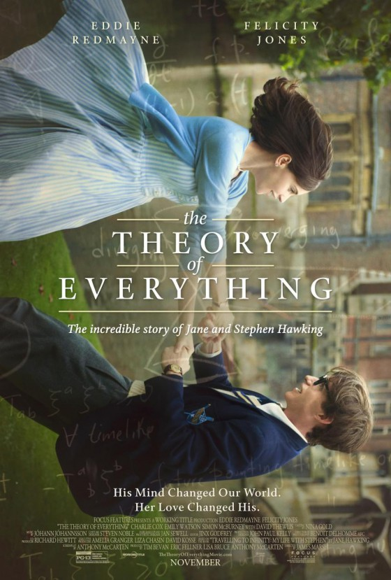 a The Theory of Everything posztere