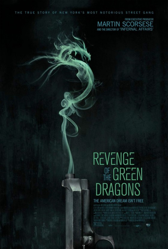 revenge of the green dragons posztere