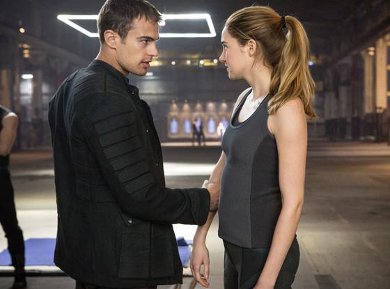 kép a Divergentből
