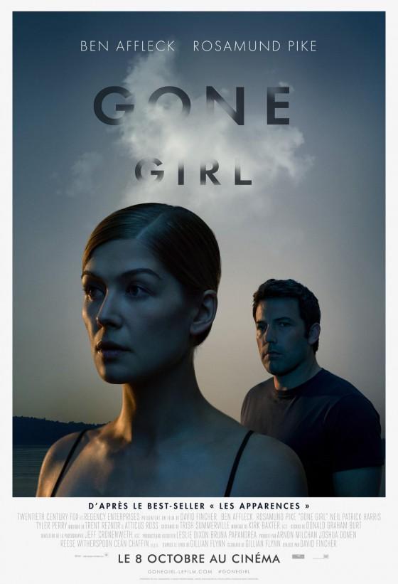 A Gone Girl új posztere