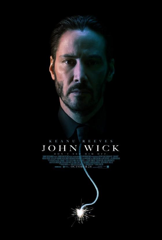 a john wick posztere