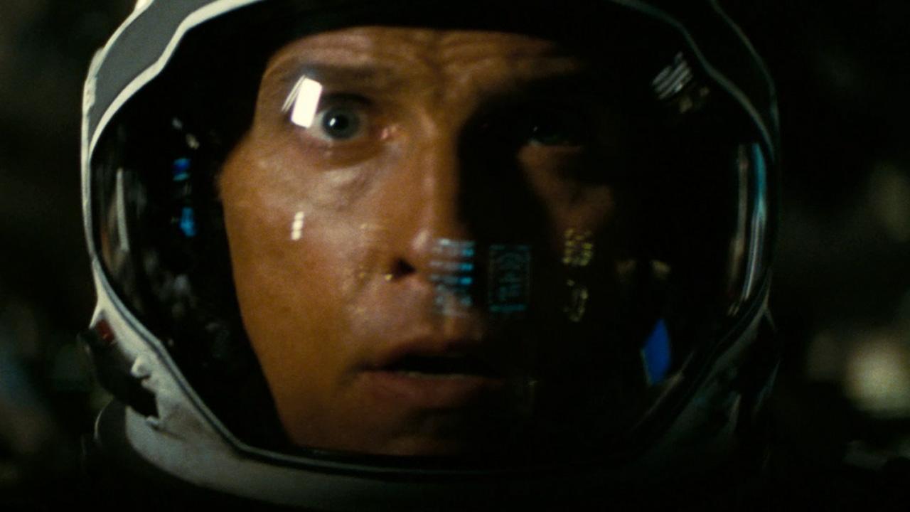 Matthew McConaughey űrruhában