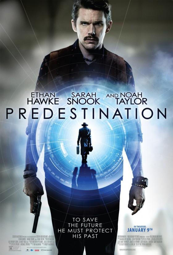 a predestination posztere