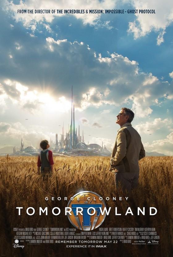 A Tomorrowland új posztere