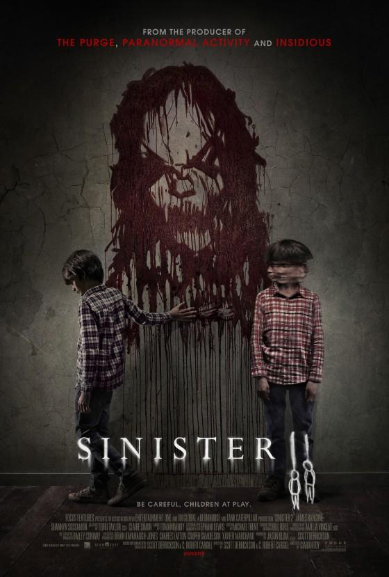 sinister 2 posztere