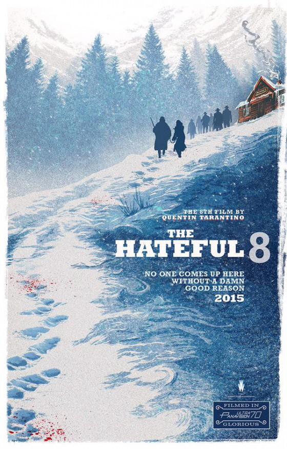a hateful eight posztere