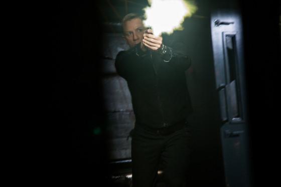 Daniel Craig a Spectre-ben