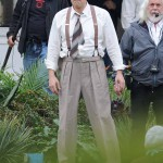 Ben Affleck filming 'Live By Night'